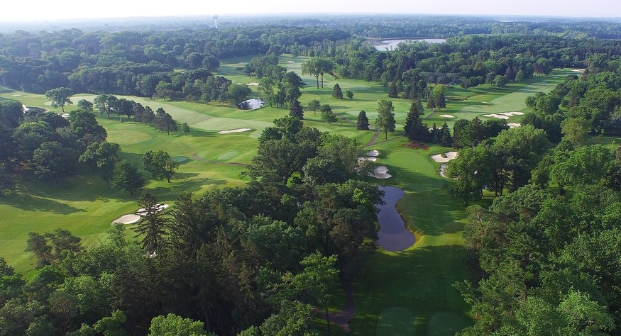 Stanley Thompson conceived Golf Course
