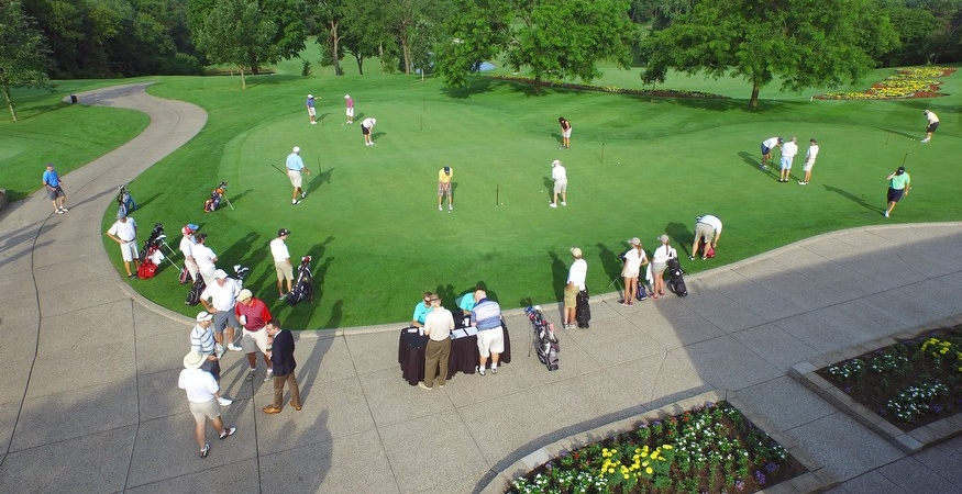 North Oaks Golf Events